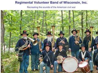 Regimental Volunteer Band of Wisconsin, Inc.