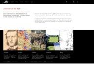 The Battle of Antietam on the Web
