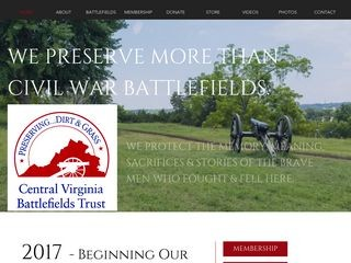 Central Virginia Battlefields Trust