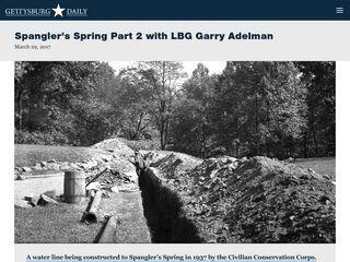 Gettysburg Daily
