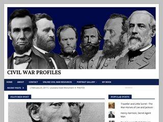 Civil War Profiles