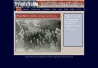 Pennsylvania Civil War Flags