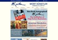 The Official Mort Kunstler Website