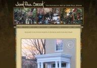 The Historical Art of John Paul Strain