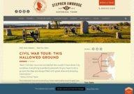 Stephen Ambrose Historical Tours