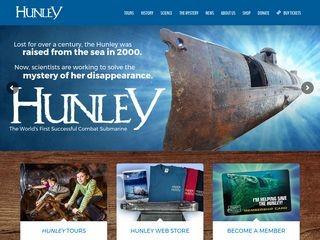 The Hunley - Warren Lasch Conservation Center - Friends of the Hunley