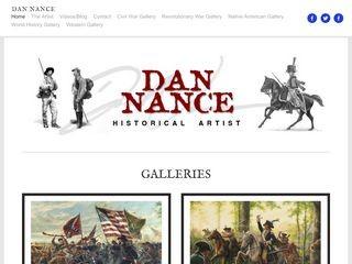 Dan Nance - Historical Artist