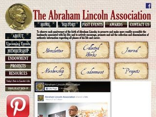 The Abraham Lincoln Association
