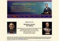 Abraham Lincoln Art Gallery of James J. Nance
