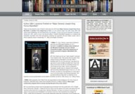 Civil War Books and Authors Blog