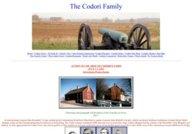 Codori Family Website