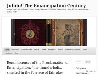 Jubilo! The Emancipation Century