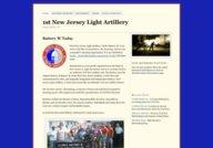 1st New Jersey Light Artillery