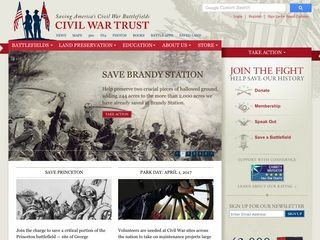 American Battlefield Trust (formerly Civil War Trust)
