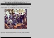 23rd. North Carolina Troops Company D