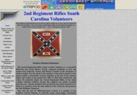 2nd Regiment Rifles South Carolina Volunteers