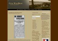 Civil War Blog