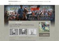 First Bull Run - The Manassas Campaign, Virginia, 16-22 July 1861