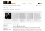 Sherman Papers at the Library of Congress