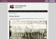 Colorado Civil War Records