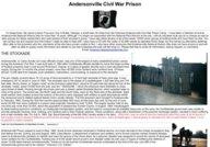 Andersonville Civil War Prison