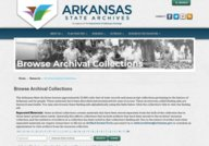 Arkansas Civil War Research