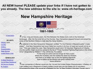 New Hampshire Civil War Research
