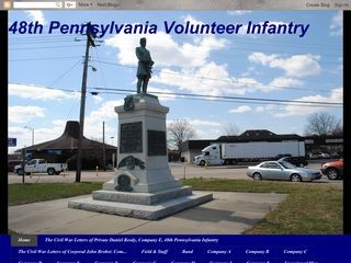 48th Pennsylvania Volunteer Infantry