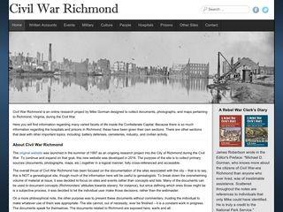 Civil War Richmond