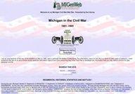 Michigan in the Civil War