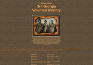 History of the 3rd Georgia Volunteer Infantry