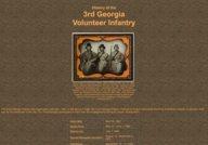 History of the 3rd Georgia Volunteer Infantry