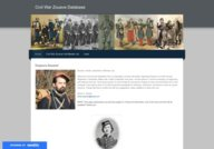 Civil War Zouave Database