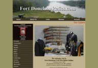 Fort Donelson Relics Home