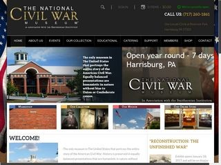 National Civil War Museum, Harrisburg, PA