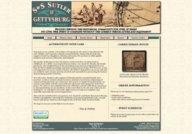 S & S Sutler of Gettysburg