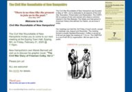 Civil War Roundtable of New Hampshire