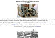Rhode Island Civil War Round Table
