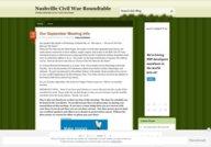 Nashville Civil War Roundtable