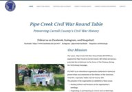 Pipe Creek Civil War Round Table (Westminster, MD)