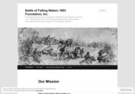 Battle of Falling Waters 1863 Foundation, Inc.