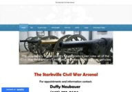 The Starkville Civil War Arsenal