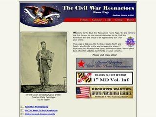 The Civil War Reenactors