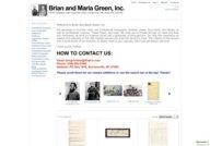 Brian and Maria Green, Inc.