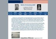 Battle of Gettysburg Buff
